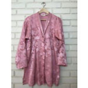 Victoria's Secret Vintage Pink Pajama Top Night